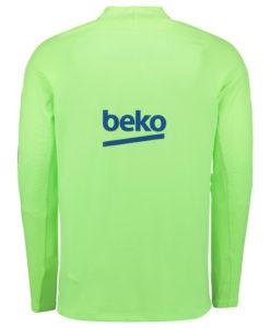 NIKE FCバルセロナ 16/17 Squad ドリル トップ Green