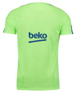 NIKE FCバルセロナ 16/17 Squad トレーニング シャツ Green