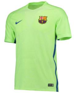 NIKE FCバルセロナ 16/17 Strike トレーニング シャツ Green
