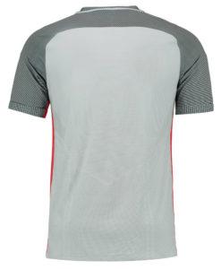 NIKE パリ サンジェルマン 16/17 Strike トレーニング シャツ Grey