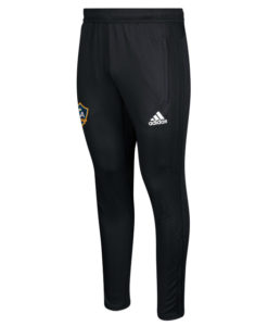 adidas LAギャラクシー 2017 トレーニング パンツ Black