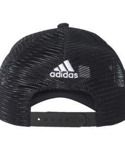 adidas マンチェスターユナイテッド 17/18 トラッカー キャップ Black