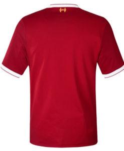New Balance リバプール 17/18 ホーム ユニフォーム シャツ Red