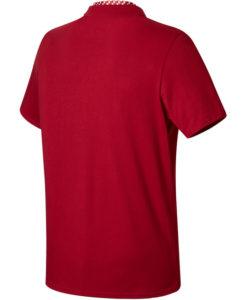 New Balance リバプール 17/18 エリート メディアモーション ポロシャツ Red