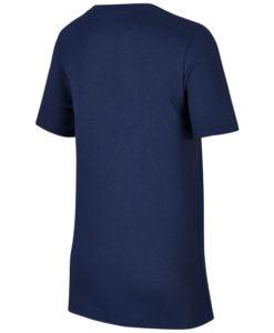 NIKE パリ サンジェルマン Kids 17/18 エンブレム Tシャツ Blue