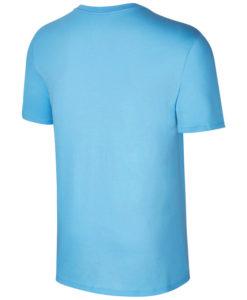 NIKE マンチェスターシティ 17/18 エンブレム Tシャツ Blue