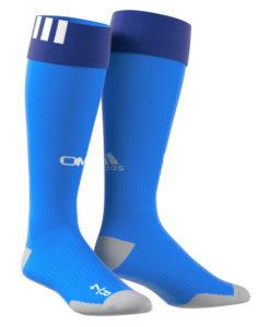adidas マルセイユ 17/18 アウェイ ユニフォーム ソックス Blue
