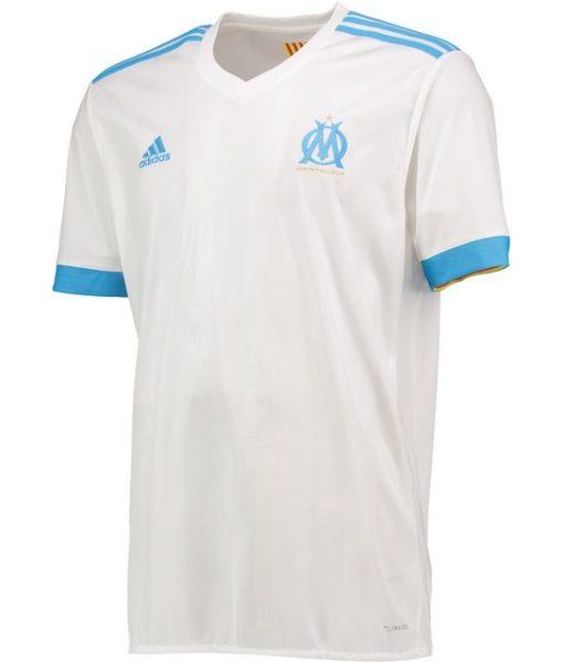 adidas マルセイユ 17/18 ホーム ユニフォーム シャツ White 1