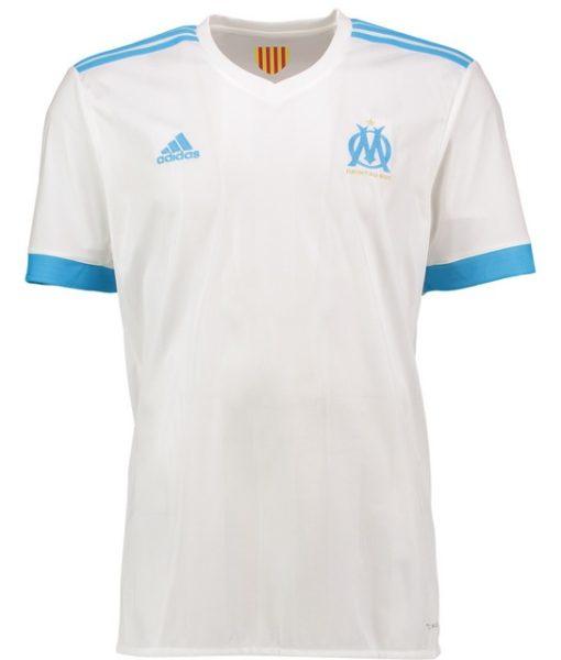 adidas マルセイユ 17/18 ホーム ユニフォーム シャツ White