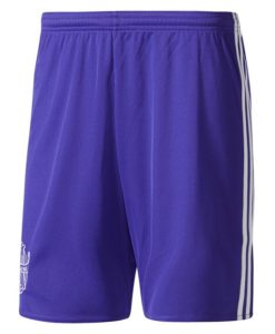 adidas マルセイユ 17/18 3rdユニフォーム ショーツ Purple