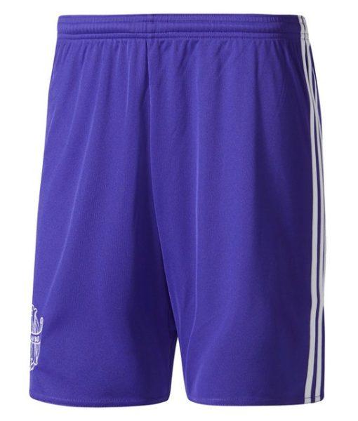 adidas マルセイユ 17/18 3rdユニフォーム ショーツ Purple 1