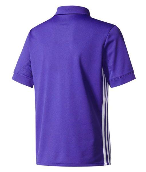 adidas マルセイユ Kids 17/18 3rdユニフォーム シャツ Purple