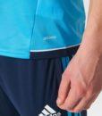 adidas マルセイユ 17/18 トレーニング ノースリーブ シャツ Blue