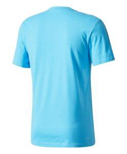 adidas マルセイユ 17/18 トレーニング Tシャツ Blue