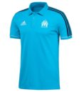 adidas マルセイユ 17/18 トレーニング ポロシャツ Blue