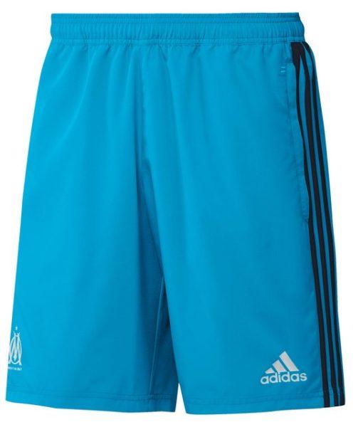 adidas マルセイユ 17/18 トレーニング ウーブン ショーツ Blue 1