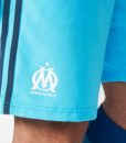 adidas マルセイユ 17/18 トレーニング ウーブン ショーツ Blue