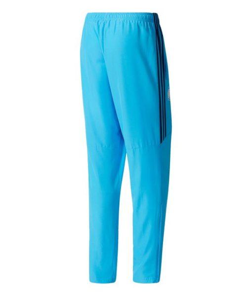 adidas マルセイユ 17/18 トレーニング プレゼンテーション パンツ Blue