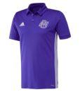 adidas マルセイユ 17/18 3rdユニフォーム シャツ Purple