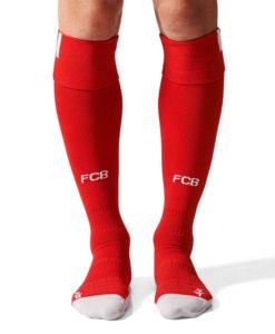 adidas バイエルン ミュンヘン 17/18 ホーム ユニフォーム ソックス Red