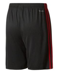 adidas バイエルン ミュンヘン Kids 17/18 ホーム GKユニフォーム ショーツ Black