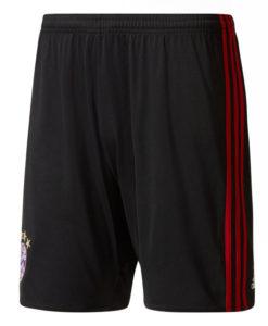 adidas バイエルン ミュンヘン 17/18 ホーム GKユニフォーム ショーツ Black