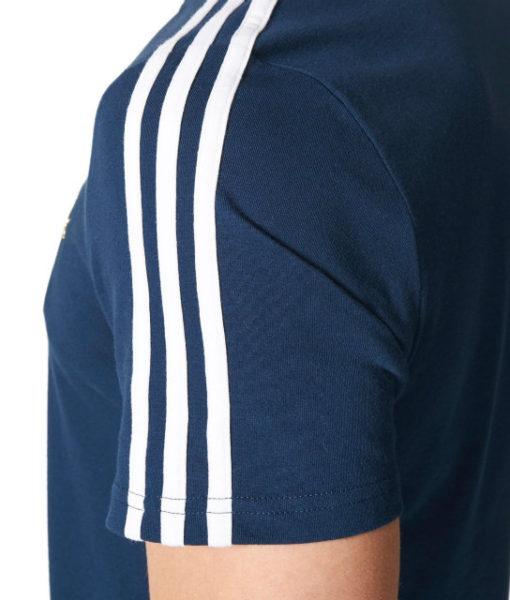 adidas バイエルン ミュンヘン 17/18 トレーニング Tシャツ Navy