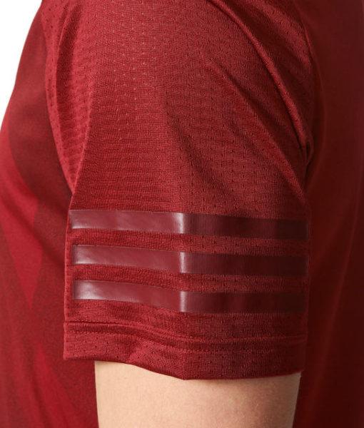 adidas バイエルン ミュンヘン 17/18 Tシャツ Red