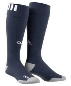 adidas オリンピック リヨン 17/18 アウェイ ユニフォーム ソックス Navy