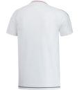 adidas オリンピック リヨン 17/18 トレーニング シャツ White