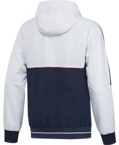 adidas オリンピック リヨン 17/18 トレーニング プレゼンテーション ジャケット White
