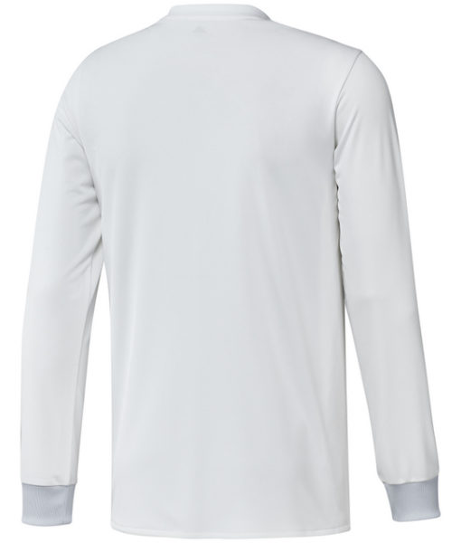 adidas オリンピック リヨン 17/18 ホーム 長袖ユニフォーム シャツ White