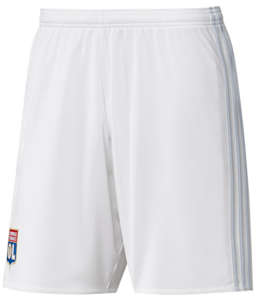 adidas オリンピック リヨン 17/18 ホーム ユニフォーム ショーツ White 1