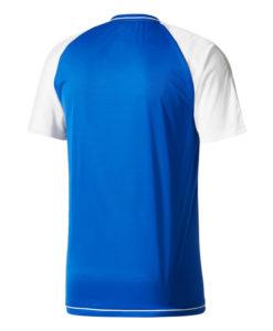 adidas シャルケ04 17/18 トレーニング シャツ Blue