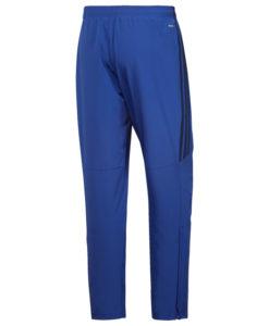 adidas シャルケ04 17/18 トレーニング ウーブン パンツ Blue