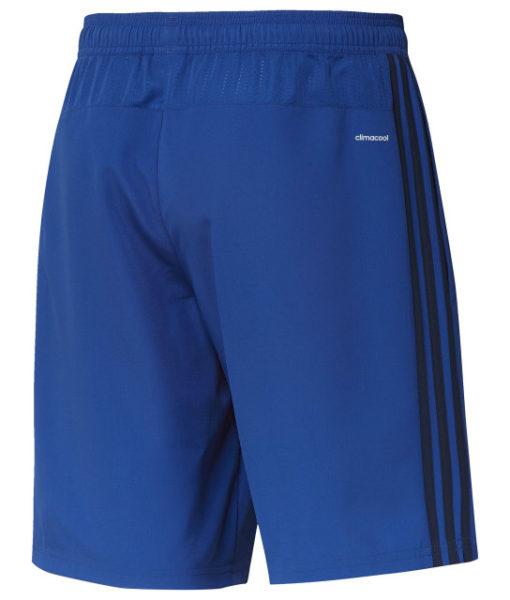 adidas シャルケ04 17/18 トレーニング ウーブン ショーツ Blue
