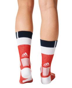 adidas バイエルン ミュンヘン 17/18 トレーニング ソックス Red