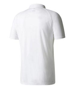 adidas レアルマドリード 17/18 トレーニング ポロシャツ White