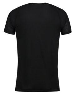 adidas レアルマドリード 17/18 トレーニング ジャージ シャツ Black