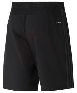 adidas レアルマドリード 17/18 トレーニング ウーブン ショーツ Black