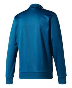 adidas レアルマドリード 17/18 3ストライプ トラック ジャケット Blue