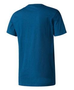 adidas レアルマドリード 17/18 グラフィック Tシャツ Blue