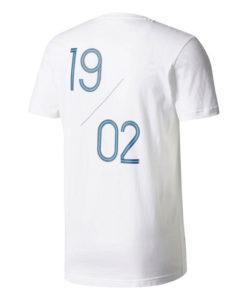 adidas レアルマドリード 17/18 グラフィック Tシャツ White