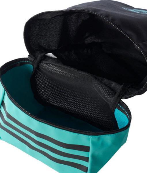 adidas レアルマドリード 17/18 シューズ バッグ Black