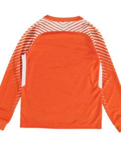 NIKE チェルシー Kids 17/18 ホーム ユニフォーム シャツ Orange