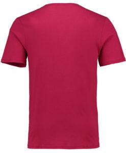 NIKE FCバルセロナ 17/18 エンブレム Tシャツ Red
