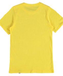 NIKE パリ サンジェルマン Kids 17/18 エンブレム Tシャツ Yellow