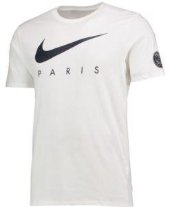 NIKE パリ サンジェルマン 17/18 プレシーズン Tシャツ White