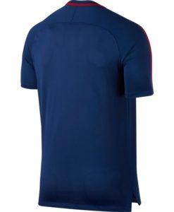 NIKE ASローマ 17/18 Squad トレーニング シャツ Blue