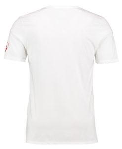 NIKE ASローマ 17/18 エンブレム Tシャツ White